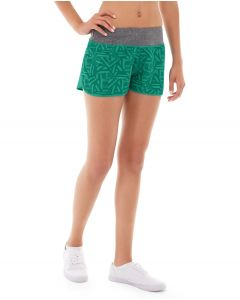 Erika Running Short-31-Green